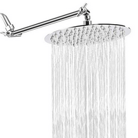 8-Inch Rain Shower Head
