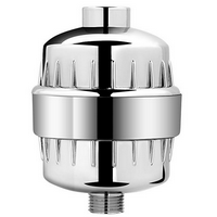 AquaBliss High Output Universal Shower Filter with Replaceable Multi-Stage Filter Cartridge