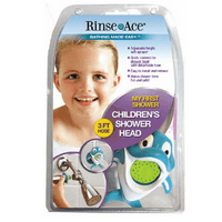 Rinse Ace 3901 My Own Shower Children Showerhead