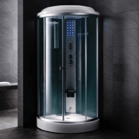 9090K Corner Steam Shower