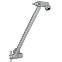 Delta Faucet UA902-PK 10-inch Adjustable Shower Arm