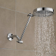 Shower Head Extension Arms