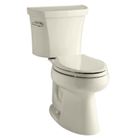 KOHLER K-3999-47 HIGHLINE COMFORT ELONGATED TOILET