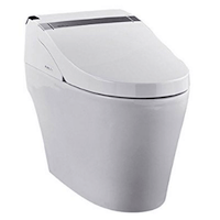 PROSTOCK COMPLETE ELECTRONIC TOILET WITH INTEGRATED BIDET