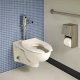American Standard 2257101 Wall-hung Toilet
