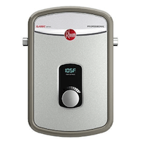 Rheem 240v Residential Tankless Water Heater