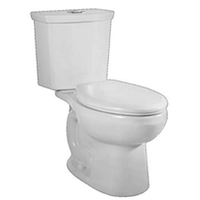 American Standard H2 Option Dual Flush Toilet