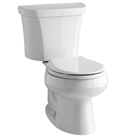 Kohler Wellworth Dual Flush Toilet
