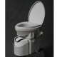 Nature's Head Dry Composting Toilet With Standard Crank Handle