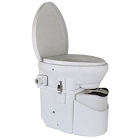 Nature's Head Self Contained Composting Toilet