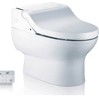 Bio Bidet Fully Integrated Bidet Toilet System