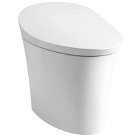 Kohler Veil Skirted Smart Dual Flush Toilet