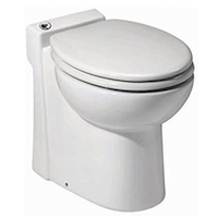 Saniflo Sanicompact Self-Contained Toilet