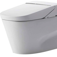 Toto Neorest 700h Dual Flush Cotton Toilet