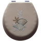 Uniware Soft Embroidery Toilet Seat