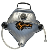 Advanced Elements 2.5-Gallon Summer Solar Shower