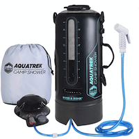 Aquatrek Portable Camping Shower For Camping
